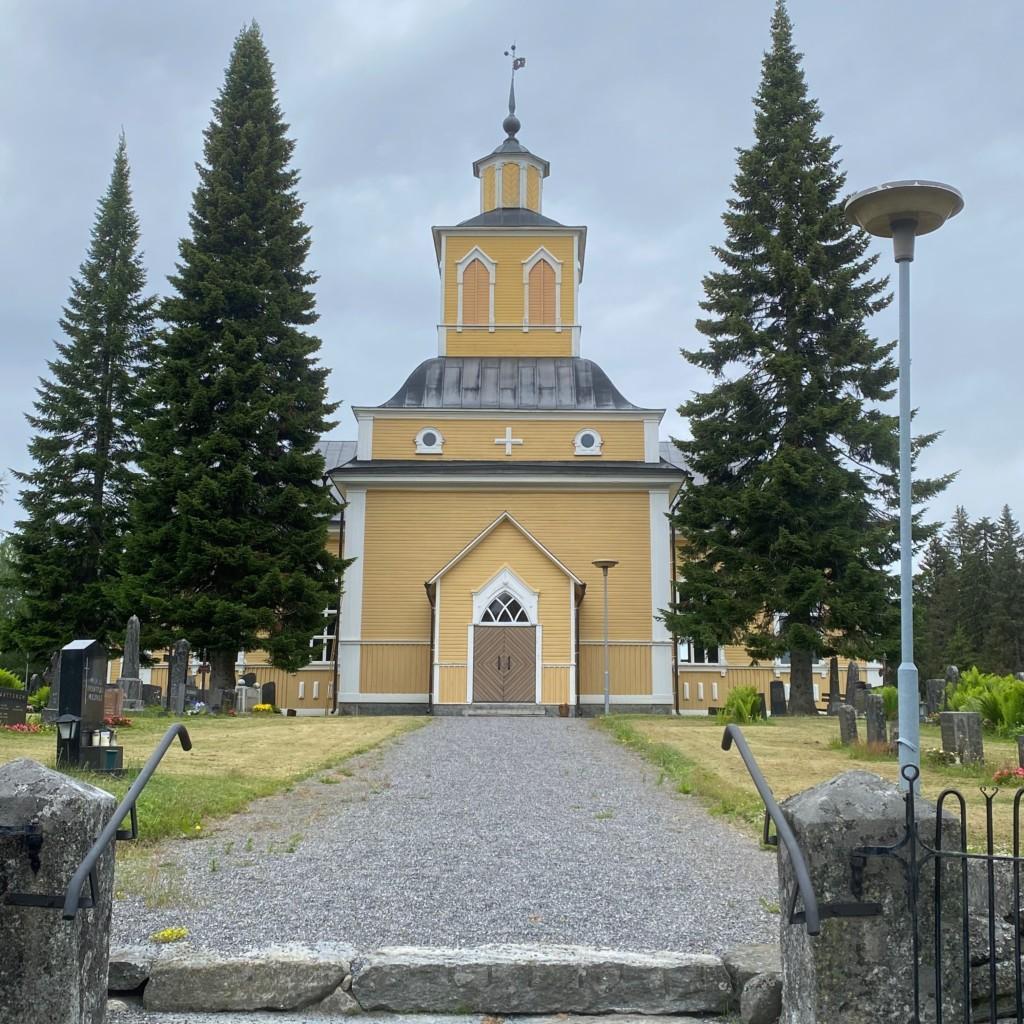 Karijoen kirkko