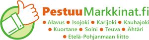 Pestuumarkkinat -logo